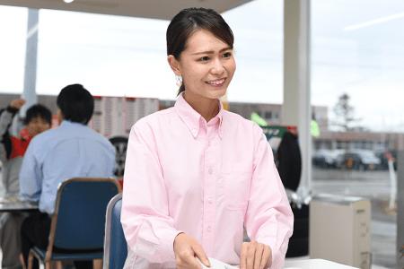 橋本興業の点検整備2